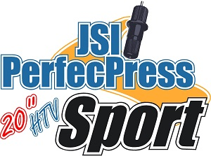 20 inch PerfecPress SPORT - Great for Mesh Jerseys