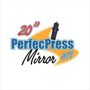 12in Sheets of Mirror Foil PerfecPress HTV
