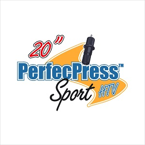 20in PerfecPress SPORT - Great for Team Names and Numbers