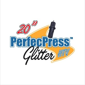 12 inch x 10 inch sheet of Glitter HTV - HALF SHEET - 20% OFF Black Friday Sale!