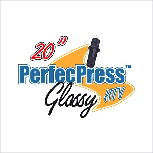 12in x 20in Sheet of Glossy PerfecPress HTV