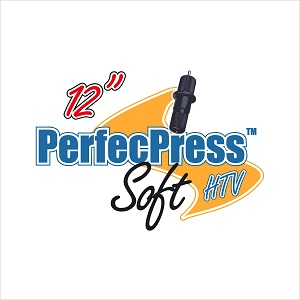 12 inch Sheets of PerfecPress Soft HTV