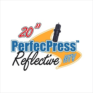 20 inch of Reflective PerfecPress HTV