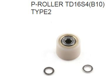 P-ROLLER TD - 21565102 - Tapered for outside position