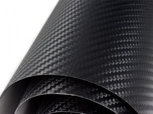 30 in x 15 ft Polymeric 3D Carbon Fiber