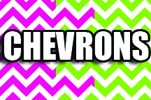 12 in x 18 in Sheet of Chevron Sign Vinyl Sheets