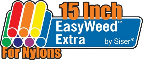 15in Siser EasyWeed Extra - For Nylons