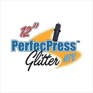 12 inch Sheets of Glitter PerfecPress HTV