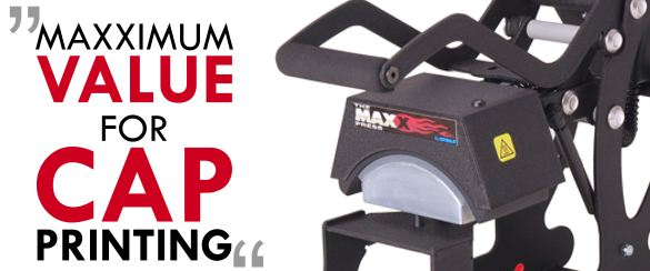 MAXX  Digital CAP Heat Press - In stock