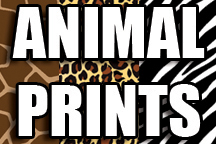 12 in x 18 in Sheet of Animal Pattern sign decal vinyl