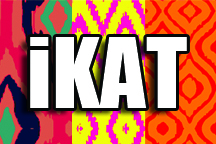 36 in x 18 in Sheet of iKat sign Vinyl Pattern